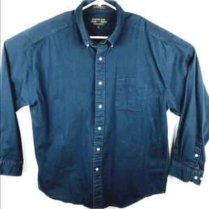 Other - Alexander Julian Colours Blue Solid Mens Shirt